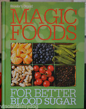Magic Foods for Better Blood Sugar by Rachel Warren Chadd (Hardback, 2008)