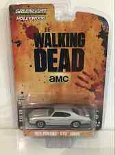 The Walking Dead 1971 Pontiac GTO Greenlight 1:64