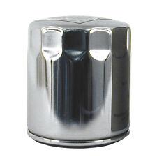 Magnet - Ölfilter chrom, Harley - Davidson Evolution, Shovelhead, Sportster