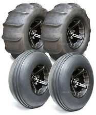 "29"" Sand Paddles Tires Black Wheels Package Polaris RZR XP 1000"