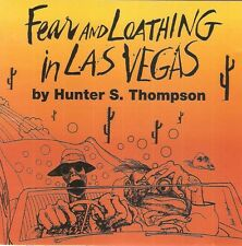 Hunter S. Thompson - Fear In Loathing In Las Vegas (CD 1996)