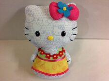 "Hello Kitty 8"" Doodle Doll Plush Toy Sanrio"