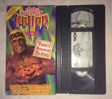 WCW Halloween Havoc '95 (VHS, 1995) NWO WWE NWA WWF WCW HULK HOGAN RARE