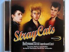 Hollywood Strut (Unreleased Cuts) - Stray Cats (CD, 2001)