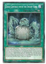 Dark Contract with the Swamp King MP16-EN169 Yu-Gi-Oh Card 1st Edition English