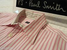 "PAUL SMITH Mens Shirt �� Size M (CHEST 38"") �� RRP £95+ �� SUPERBLY STRIPED"