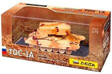 Zvezda 2501 Russian Heavy Flamethrower System TOS-1A 1/72
