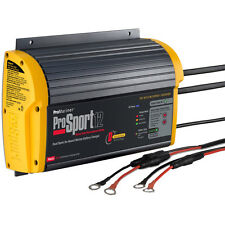 ProMariner ProSport 12 Gen 3 Heavy Duty Marine Battery Charger - 12 Amp - 2 Bank