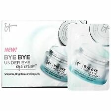 New It Cosmetics Bye Bye Under Eye Cream Samples Lot of 10 Anti Aging