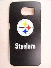 NFL Pittsburgh Steelers Logo Samsung Galaxy S6 G920 Plastic One-Piece Slim Case