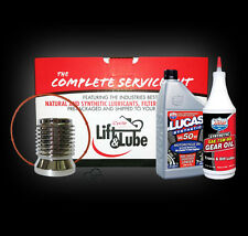Harley Softail Complete Service Kit with XL S44 K&P Filter & Lucas 50w Oil