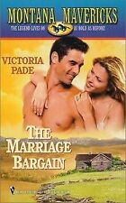 THE MARRIAGE BARGAIN by Victoria Pade