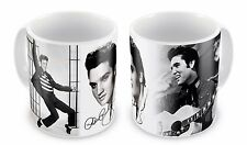 Elvis Presley Black & White Coffee / Tea Mug