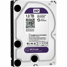 "WD Purple WD10PURX 1TB Surveillance 3.5"" Internal SATA Hard Drive"