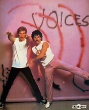 "Hall And Oates Poster 24""x36"""