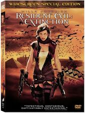 Resident Evil: Extinction [WS] (2009, DVD NEUF) WS/Special ED.