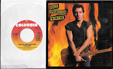 BRUCE SPRINGSTEEN * 45 * I'm On Fire * 1985 * UNPLAYED MINT * with PS