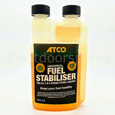 Genuine Atco Lawnmower Fuel Additive 250ml Part No.MS 1220