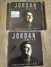 "Jordan Smith ""Something Beautiful"" SIGNED CD (The Voice Winner, Adam Levine)"
