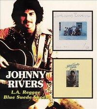 L.A. Reggae/Blue Suede Shoes [Slipcase] by Johnny Rivers (Pop) (CD, Aug-2005,...
