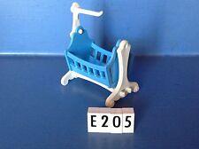 (E205) playmobil landeau à balancier 5300/5311 série rose 1900