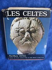 LES CELTES / PAUL-MARIE DUVAL / GALLIMARD