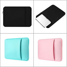Laptop sleeve Carry Bag Case Notebook Black For Macbook Mac Air/Pro/Retina 12""