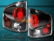 94-04 S10 S-10 SONOMA TAIL LIGHTS DARK SMOKE 2000 2001 2002 2003