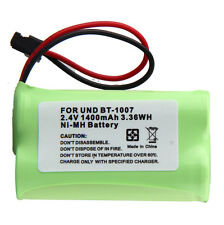 1400mAh Home Phone BT-1007 Battery For Uniden BT1015 DECT 6.0 models BBTY0624001