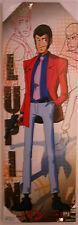 Quadro Canvas Lupin II Serie Misura 30x90  AFFARE PRONTO DA APPENDERE