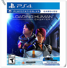 PSVR Loading Human: Chapter 1 SONY PLAYSTATION Action Games Maximum