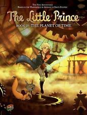 The Little Prince 18: The Planet of Time (Little Prince (Library))-ExLibrary