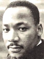 ART PRINT PAINTING PORTRAIT POLITICAL LEADER MARTIN LUTHER KING JUNIOR NOFL0110