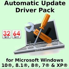 2016 Windows Drivers DVD For Microsoft Windows 10 8.1 8 7 Vista XP Auto Install