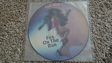 Mad Max - Fox on the run 12'' Disco Vinyl PICTURE DISC [The Sweet]