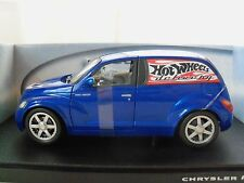 100% HOT WHEELS - CHRYSLER PT PANEL CRUISER -HOT WHEELS DELIVERY - 1/18 DIECAST