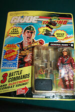 NEW G.I. Joe  Battle Talking Commanders General Hawk 1991 Hasbro NIB