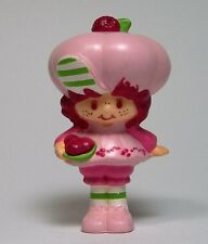 VINTAGE STRAWBERRY SHORTCAKE RASPBERRY TART TORTE PVC FIGURE FIGURINE AGC 1981