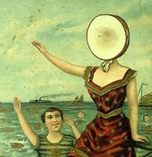 Neutral Milk Hotel IN THE AEROPLANE OVER THE SEA 180g Merge Records NEW VINYL LP