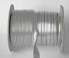 2m SILVER Piping Insertion Cord Flange Bias Piping Trim Sewing Upholstery