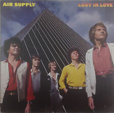 """12"""" LP - Air Supply - Lost In Love - k2362 - washed & cleaned"""
