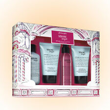 Philosophy Snow Angel 4 Pc Set - Gel.Lotion,Polish+Spritz - New Holiday Gift Box