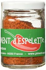 Piment d'Espelette - Red Chili Pepper Powder from France 1.41oz FREE SHIPPING