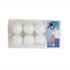 6Pcs White Ping Pong Balls Durable 40mm Star Standard Table Tennis Ball Practice