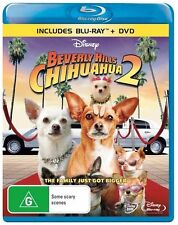 Beverly Hills Chihuahua 2 (Blu-ray, 2011, 2-Disc Set)