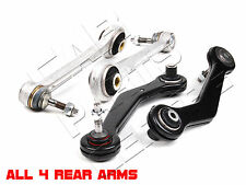 FOR BMW X5 E53 REAR SUSPENSION UPPER LOWER CONTROL ARM X 4 ARMS