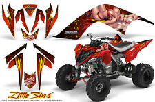 YAMAHA RAPTOR 700 GRAPHICS KIT DECALS STICKERS CREATORX LSR
