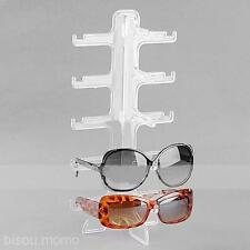 1X Eyeglasses Goggles Sunglasse Glasses Holder Detachable Show Case Display Rack