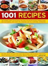 1001 Recipes: The Ultimate Cook's Collection Of Delicious Step-By-Step-ExLibrary