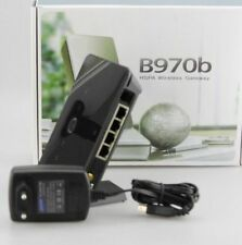 Unlock HSDPA 7.2Mbps HUAWEI 3G Wireless Router B970B Built-in WLAN/LAN Port